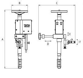 Технические характеристики системы для сварки трубной доски TSW 30-124