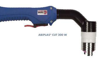 Плазмотрон - резак воздушно плазменной резки ABIPLAS® CUT 200W