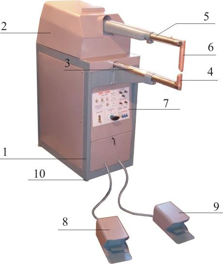 Машина контактной точечной сварки МТР